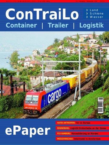 Container | Trailer | Logistik