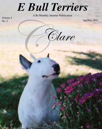 Download April/ May Edition in PDF - E Bullterriers