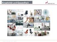 Kreativität und Gesundheit im Büro – Überblick 1 - im buero-forum ...