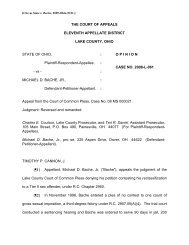 State v. Bache - Supreme Court