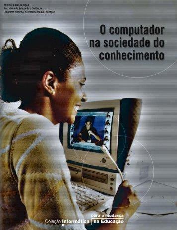 Computador na Sociedade do Conhecimento