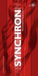 Untitled - Synchron Wissenschaftsverlag der Autoren