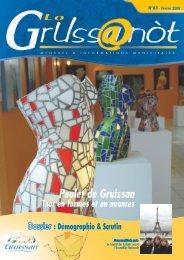 Lo Grussanòt Février 2008 PDF - Gruissan