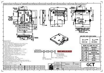 MEM2055 190 01 A 00 - Global Connector Technology