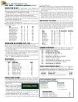 Dope Sheet Week 8 - Packers.com, the official website of the Green ... - Page 6