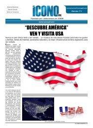 """DESCUBRE AMÉRICA"" VEN Y VISITA USA"