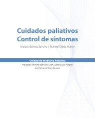 Cuidados paliativos. Control de síntomas - CGCOM