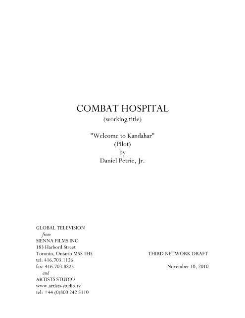 COMBAT HOSPITAL - Zen 134237