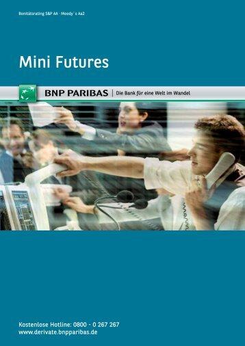 Mini Futures - BNP Paribas