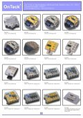 Power distribution block & battery terminal 2008+ - OnTeck - Page 4