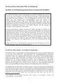 Humanitäre Hilfe in kriegerischen Auseinandersetzungen – - Venro - Page 3