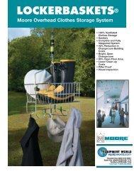 LOckerbaskets® - Equipment World Inc.