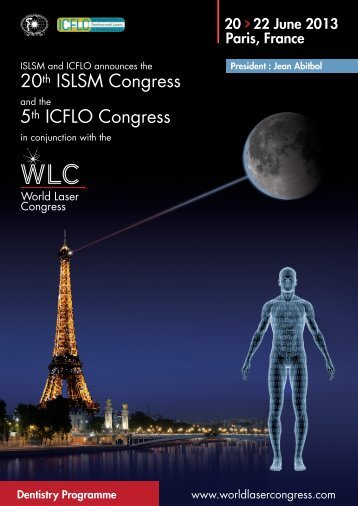 20th ISLSM Congress 5th ICFLO Congress - Colloquium