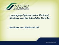 Medicare and Medicaid 101
