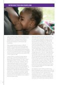 HIV, pregnancy and parenthood: A qualitative study of the ... - Page 6