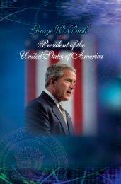 George W. Bush - Embassy of the United States