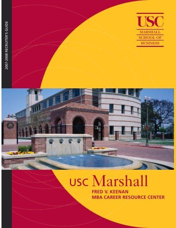 58095 USC_Marshall_FINAL v2.qxd - USC Marshall - University of ...