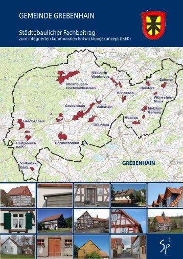 Städtebaulicher Fachbeitrag - Jossgrund