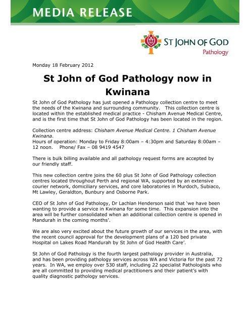 Perth Pathology