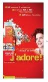 ÉTÉ 2008 Sorties • Loisirs • Art de vivre Novembre 2008 ... - JDS.fr - Page 3