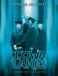 CATALOG 2011-2012 - Iowa Lakes Community College