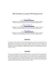 VHDL description of a six phase SPWM signal generator - Iberchip.net