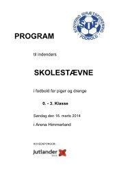 Program 5. - Støvring IF