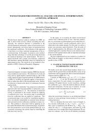 Wavelet-Based fMRI Statistical Analysis and Spatia... - ResearchGate