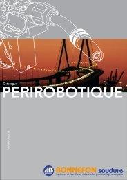 Catalogue périrobotique - Bonnefon Soudure