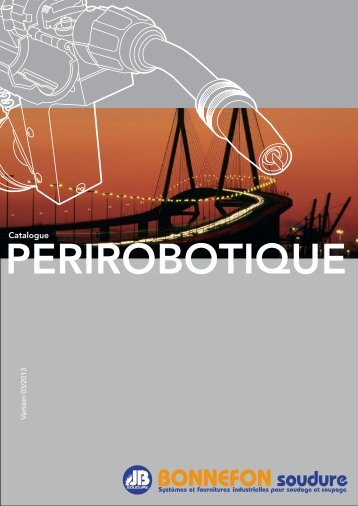Catalogue périrobotique - Bonnefon Soudure