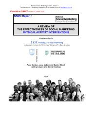 A Review Of The Effectiveness Of Social Marketing Physical Activity ...