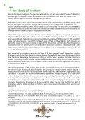 Social Report Brazil 2009 - Sucre Ethique - Page 6