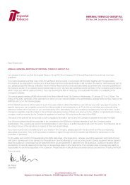 Notice of 2013 AGM PDF - The Group