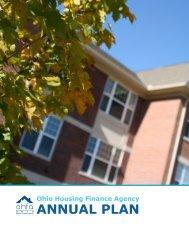 OHFA Annual Plan - Ohio Housing Finance Agency