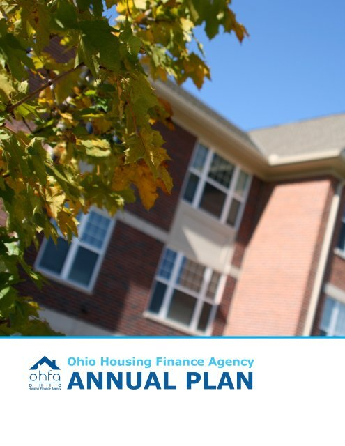 OHFA Annual Plan - Ohio Housing Finance Agency