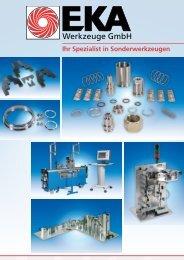 Ihr Spezialist in Sonderwerkzeugen - EKA Werkzeuge