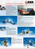 Ihr Spezialist in Sonderwerkzeugen - EKA Werkzeuge - Seite 2