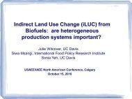 iLUC - United States Association of Energy Economics