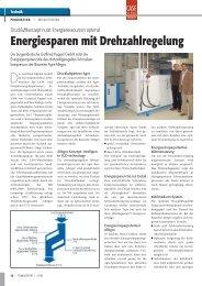 Komplette Anlagenbeschreibung - AGRE Kompressoren