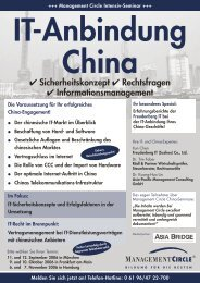 10 - Asia-Pacific Management Consulting GmbH