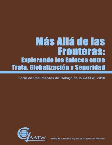 Seguridad, Trata e Iniciativas contra la Trata - Global Alliance ...