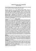 comision nacional del consumidor - Ministerio de Economía ... - Page 2
