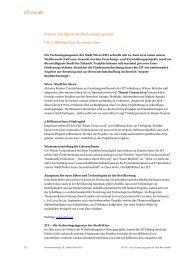 Schwerpunkt Smart Vienna 2012 - ZIT
