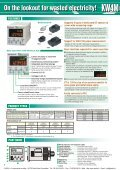 Eco-POWER METER - Audin - Page 2