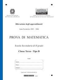 classe 3^ - a.s. 2005/2006 - fasc. B
