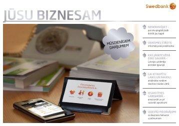 JŪSU BIZNESAM - Swedbank