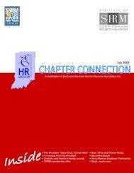 July 2009 - Evansville-Area Human Resource Association