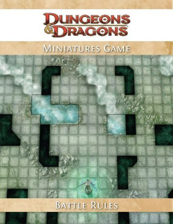Download the D&D Miniatures Battle Rules (2009 ... - DDM Guild