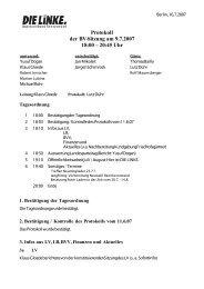 Protokoll der BV-Sitzung vom 09.07.2007 (pdf) - Reinickendorf