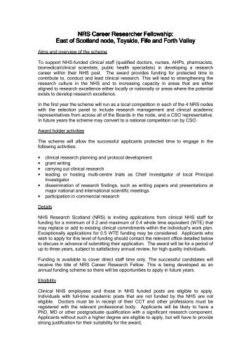 NRS Career Researcher - Specification and guidance EOS_2[1].pdf
